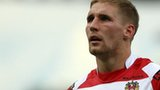 Wigan Warriors and England full-back Sam Tomkins