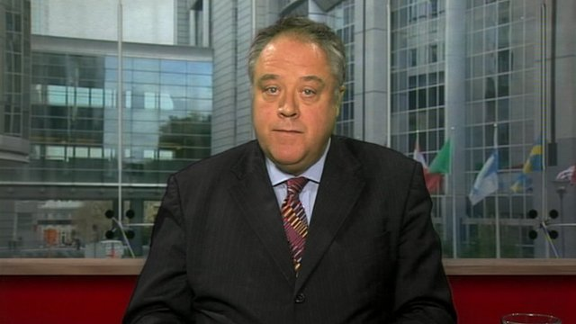 Labour MEP Richard Howitt