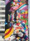 Colourful mural 