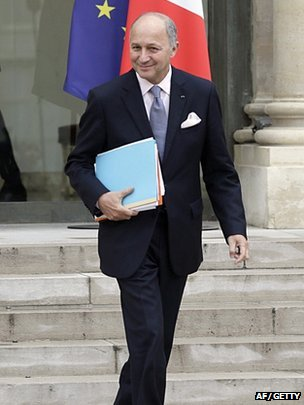 Laurent Fabius