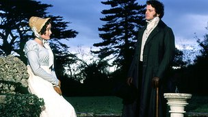 Pride and Prejudice, BBC adaptation, 1995