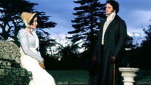Pride and Prejudice, BBC adaptation, 1995