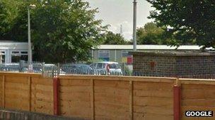 St Alban's RC primary school