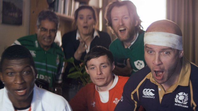 Six Nations trail for 2013