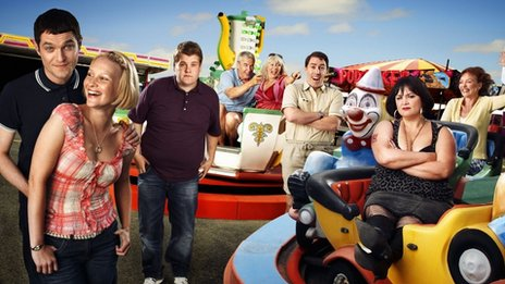 Cast of Gavin & Stacey