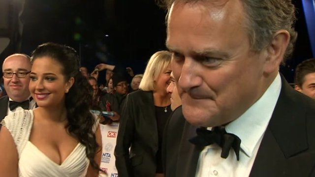 Downton actor Hugh Bonneville said