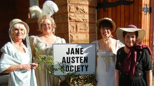 South Carolina chapter of the Jane Austen Society of North America