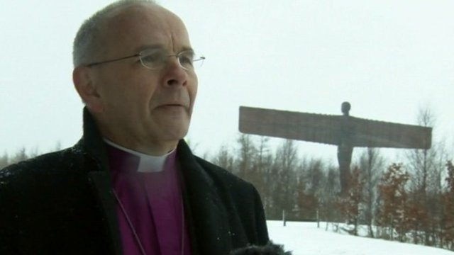 The Bishop of Jarrow