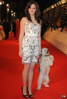 Britain's Got Talent winner Ashleigh and Pudsey
