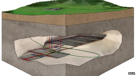 Cumbria nuclear project rejected by councillors