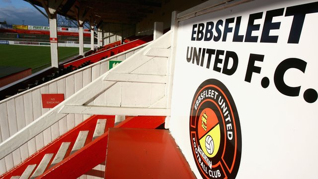 Ebbsfleet United's Stonebridge Road