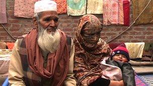 Siddiq's family