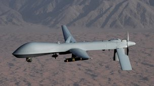 MQ-1 Predator unmanned aircraft
