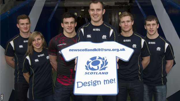 Al Kellock at Murrayfield