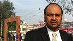 London-based lawyer Harjap Singh Bhangal
