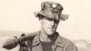 John Kerry at An Thoi in early 1969 during his service in Vietnam