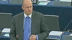 Ashley Fox MEP