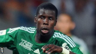 Centre-back Zouma has made 10 appearances in Ligue 1 this season