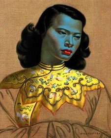 Chinese Girl, Vladimir Tretchikoff