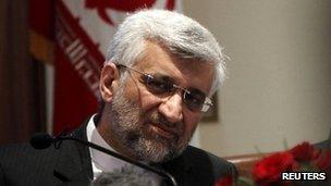 Saeed Jalili (04/01/13)