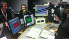De La Salle High School&#039;s School Reporters visit BBC Radio Merseyside