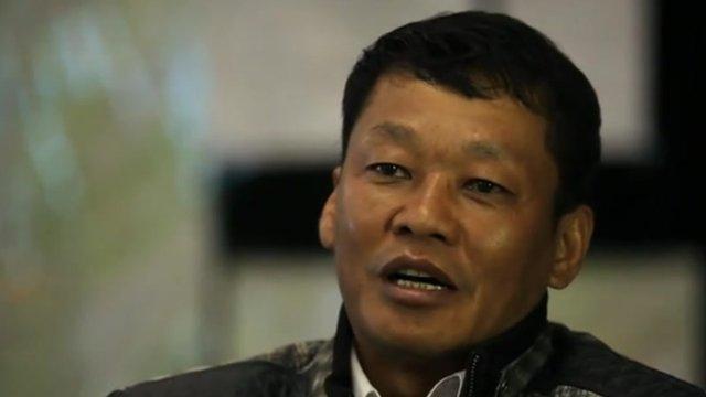 La Nan, General Secretary and Kachin Spokesman