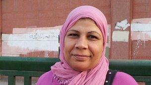 Mona Mohammed