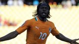 Ivory Coast's Gervinho