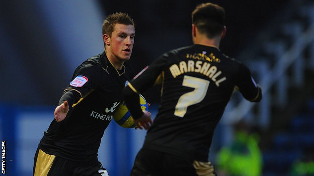 Leicester's Chris Wood
