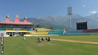 HPCA Stadium, Dharamsala