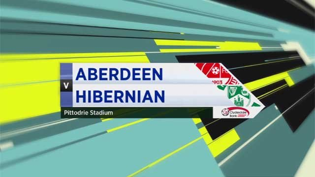 Highlights - Aberdeen 0-0 Hibernian