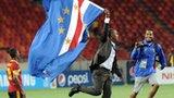 Cape Verde coach Lucio Antunes
