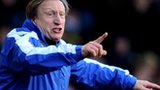 Leeds United boss Neil Warnock