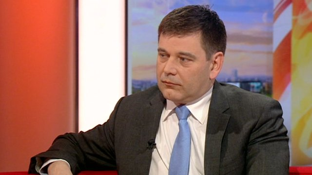 Andrew Bridgen MP