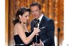 Tina Fey and Damian Lewis