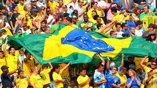 brazilian spending