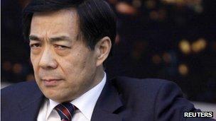 Bo Xilai (file image)