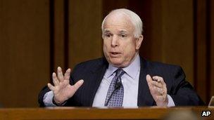 John McCain (23 January 2013)