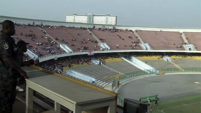  Accra Sports Stadium