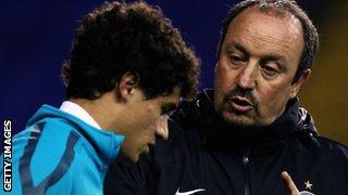 Coutinho and Benitez