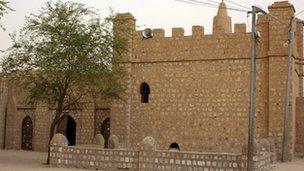 Sidi Yahia mosque