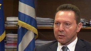 Yannis Stournaras