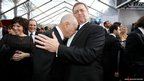 Actors Alan Arkin (left) and John Goodman