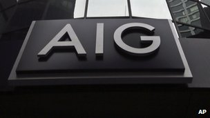 AIG exterior sign file picture