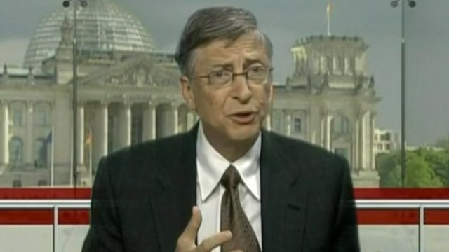 Bill Gates Polio Bill Gates 39 we Can Eradicate