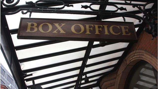 Theatre box office