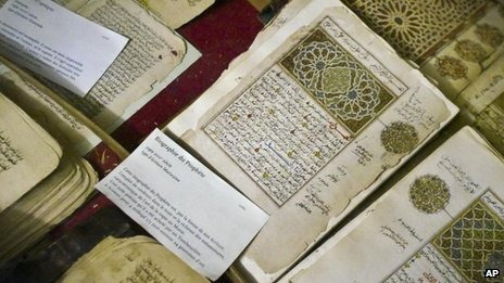 Islamic manuscripts in Ahmed Baba Institute, Timbuktu