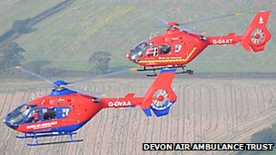 Devon Air Ambulances