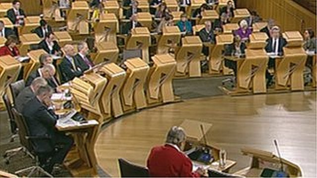 MSPs pass the Scottish Civil Justice Council and Criminal Legal Assistance Bill