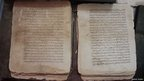 Manuscript of a book by Ahmed Baba from Timbuktu copied in 1599 in Marrakech
